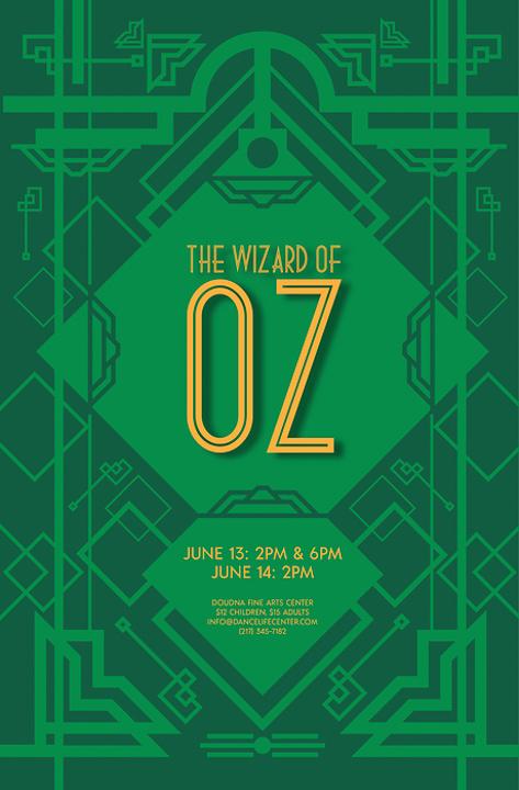 Tiffany Joy Prater - The Wizard of Oz
