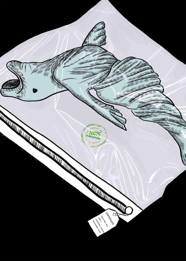 Fast food shark